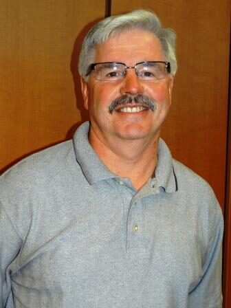 Robert Smalley, Director of Buildings and Grounds